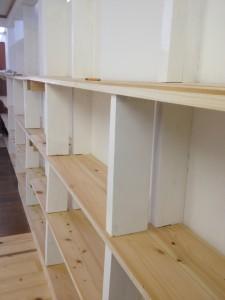 一鍼灸院開業準備・本棚