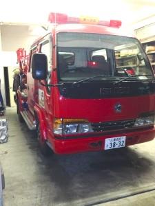 名張市消防団
