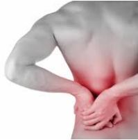 腰部の痛み