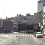 「名張駅」交差点