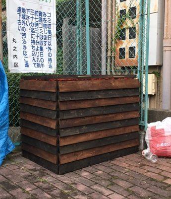 ゴミ置き場の問題解決