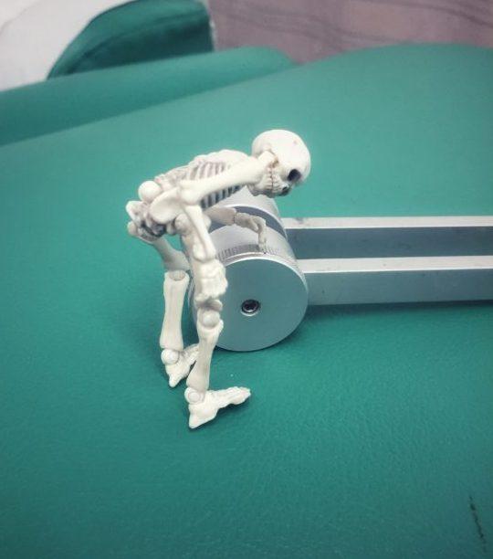 1年間続いた腰部から膝の痛み・痺れ
