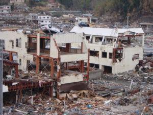 災害支援と鍼灸