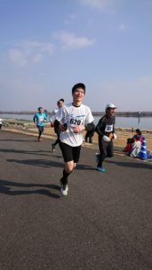 はじめてのフルマラソン