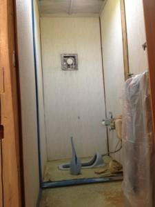 一鍼灸院開業準備・トイレ