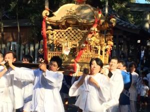 名張秋祭り2015
