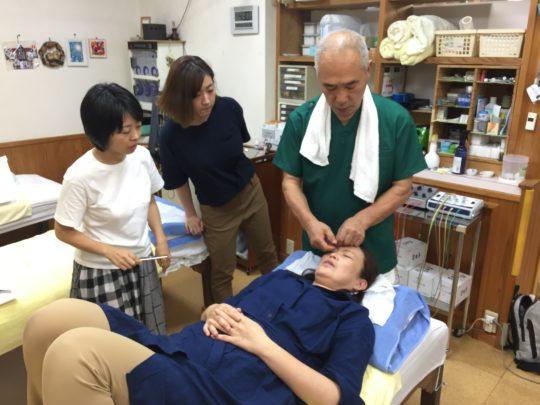 鍼灸師を訪ねて~でぐち鍼灸院~