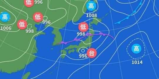 はじめの一歩通信vol.37〜天気とカラダの関係・気象病〜